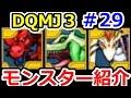 ドラクエジョーカー3 竜神王・ヤチホコ・ミラクレア紹介! DQMJ3攻略実況プレイその29