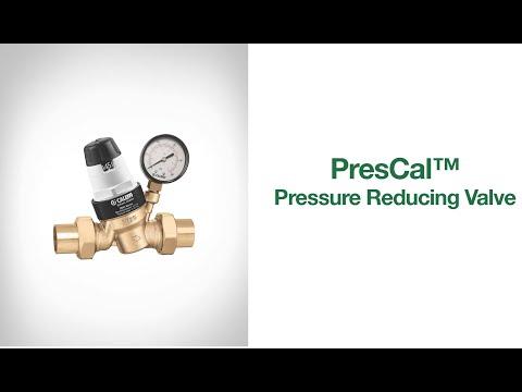 PresCal™  Pressure Reducing Valve