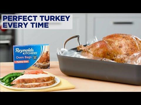 Wendy - Reynolds Recipe: Mac and Cheese Turkey OMG