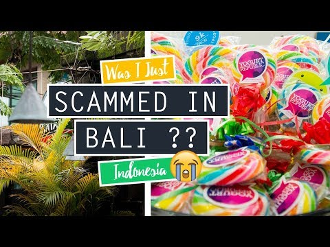Scammed In Bali ... Or Did I Scam Myself? // The Importance Of Staying Positive // BALI Mp3