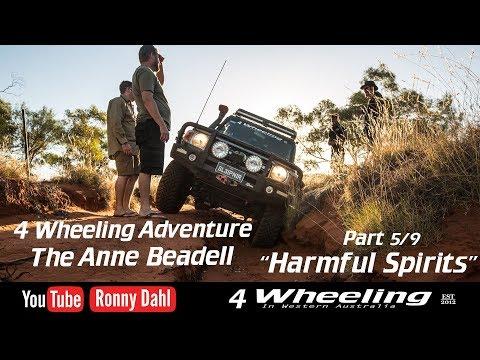 Ultimate 4 wheeling adventure remote desert 5/9