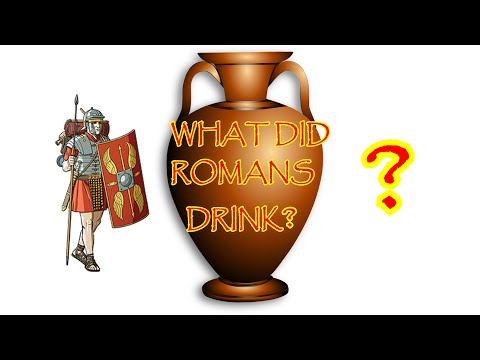 What Did The Romans Drink? Or The Barbarians? from YouTube · Duration:  11 minutes 55 seconds