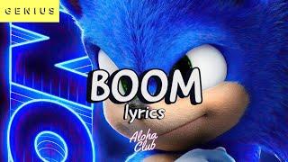 X Ambassadors - BOOM (Lyrics Video)  || Aloha Club  Remix