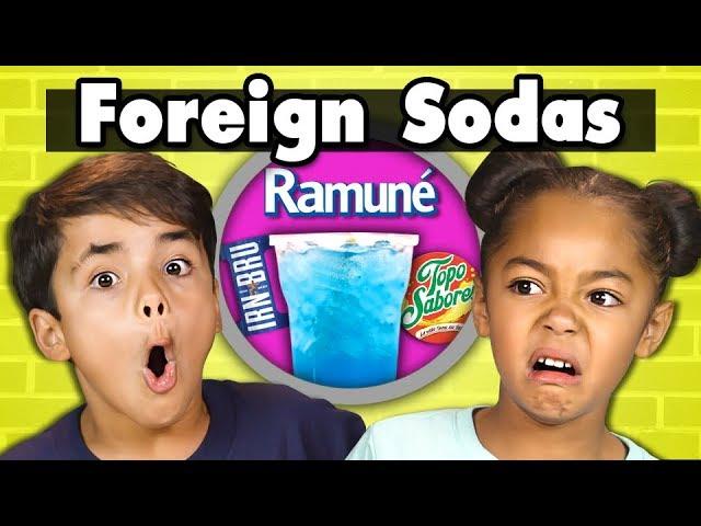 kids-drink-foreign-sodas-kids-vs-food