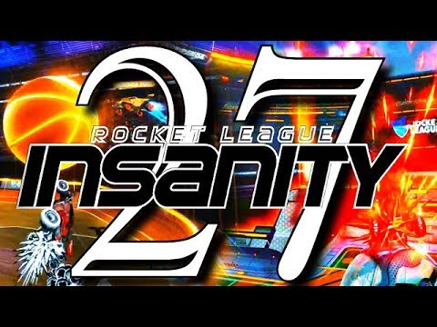 ROCKET LEAGUE INSANITY 27 ! (BEST GOALS, REDIRECTS, RESETS, DRIBBLES) thumbnail