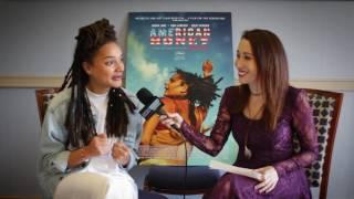 """American Honey"" Interview with Sasha Lane"