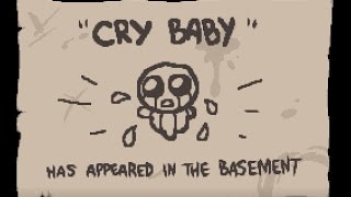 Binding of Isaac Afterbirth+: Isaac Mega Satan Run [Unlock Cry Baby] Jera + Blank Card Break
