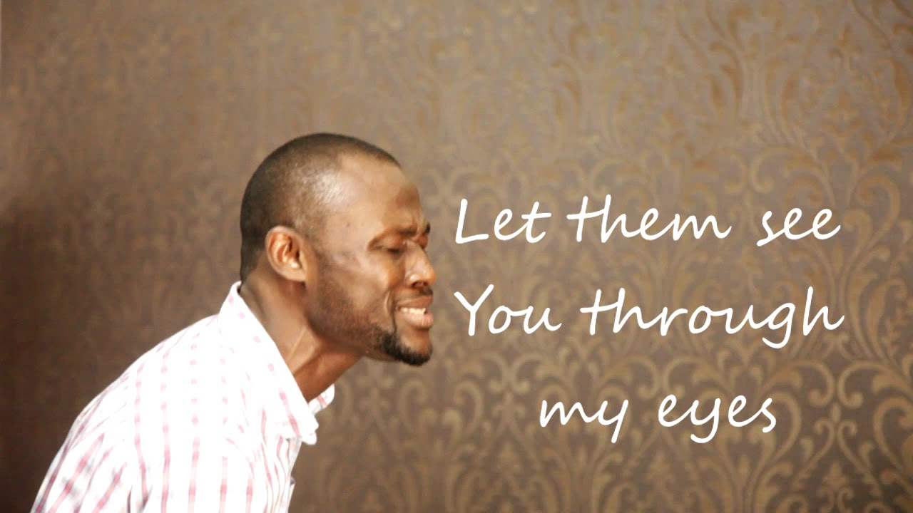 Download BE REVEALED LYRICS VIDEO........Elijah Oyelade