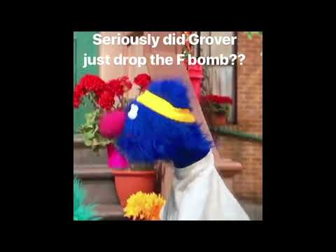 Rob Powers - Did you hear Grover drop an F Bomb?