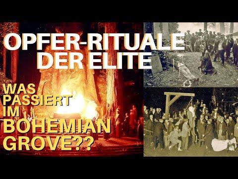 OPFER-RITUALE der ELITE - Was passiert im BOHEMIAN GROVE?