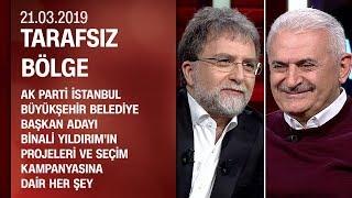 Binali Yıldırım nasıl bir İstanbul vadediyor? İşte tüm projeleri - Tarafsız Bölge 21.03.2019