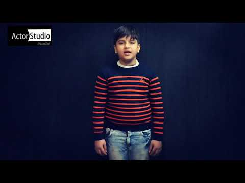 Best Acting Workshops For Kids By Actor GAURAV NANDA  | Delhi | Mumbai