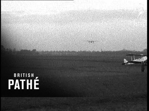 Ford To Build Aeroplanes Here?' - Cuts (1930)