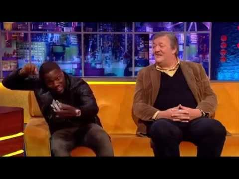 Thumbnail: Kevin Hart Hillarious 2015 Interview - The Jonathan Ross Show