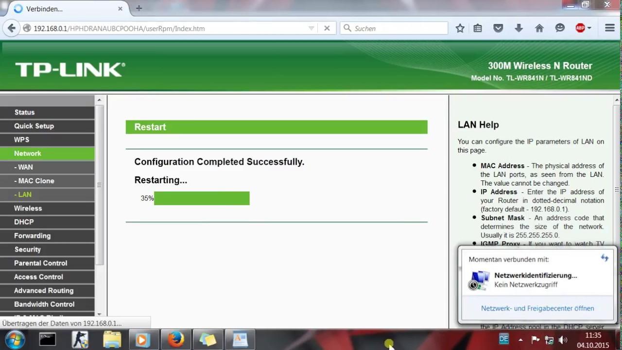 192.168.1. 254 Admin Login Tp Link