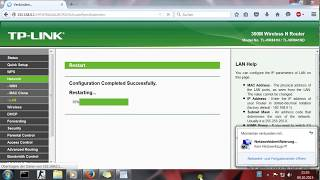 How to setup a TP Link TL WR841ND for WDS/URM mode
