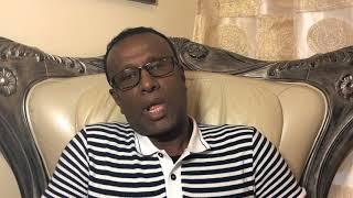Safarkii Somaliya uu ku tegay LEGEND Mohamed Ismail Siteey