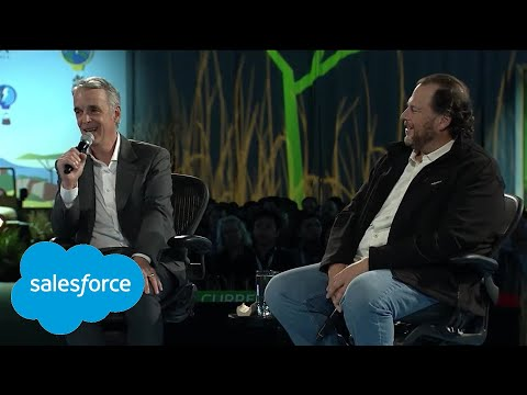 Fireside Chat with Marc Benioff and Parker Harris