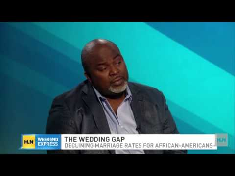 Why Are Fewer Black Couples Getting Married?