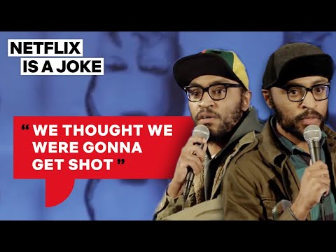 Lucas Brothers: On Drugs  How to Solve Police Brutality  Netflix Is A Joke  Netflix