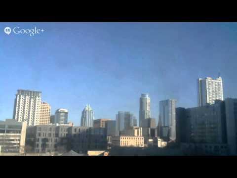 Austin Skyline 1/27/2015