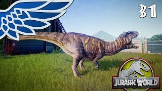 JURASSIC PARK | Mission Failure? Part 31 - Jurassic World Evolution Let's Play Walkthrough