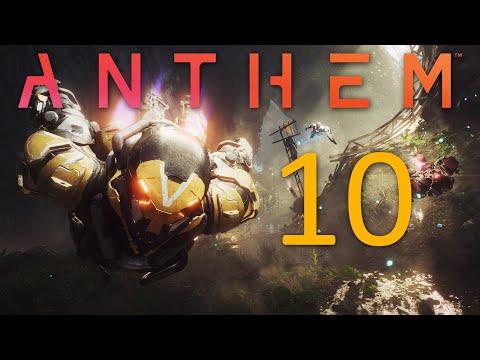 Anthem - Прохождение игры - кооператив - Скрытые глубины [#10] | PC