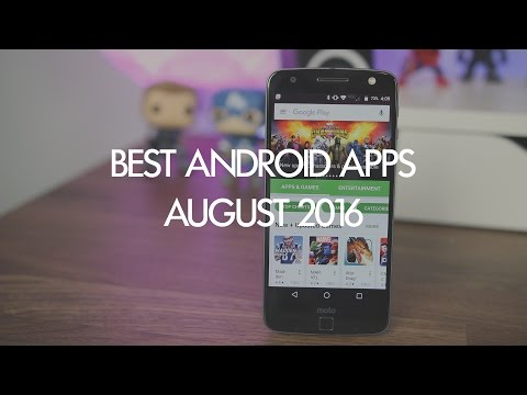 5 Android apps you should download - August 2016