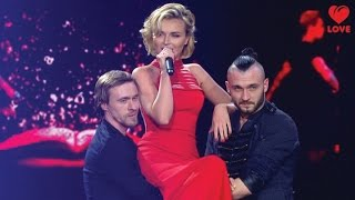 Полина Гагарина - Шагай [Big Love Show 2015]