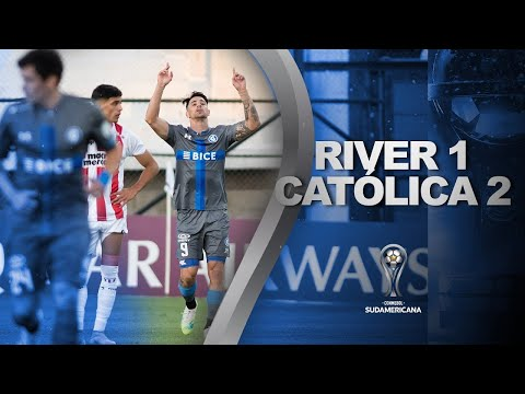 River Plate U. Catolica Goals And Highlights