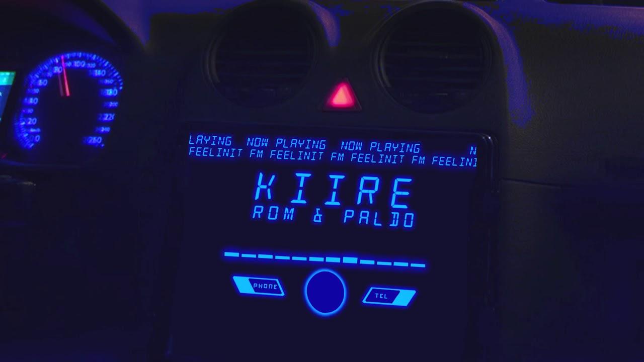 ROM x PALDO - KIIRE (Visualizer)