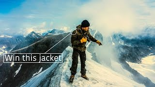 Fjallraven Keb + how to use your outdoor jacket