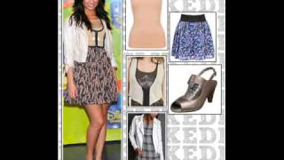 Dress Like Demi!