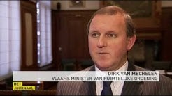 Bouwvergunning Zonnepanelen afgeschaft VRT journaal