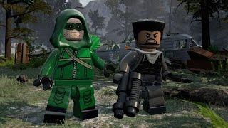 LEGO Batman 3 - DLC Arrow 100% #49