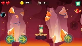 Jungle Adventures! Lava Plains - Level 14