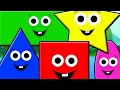 Shapes Song | Nursery Rhyme | Children Song | Video for Children & Babies