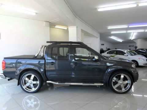 2005 nissan navara 4 0 v6 double cab le auto for sale on auto trader south africa youtube. Black Bedroom Furniture Sets. Home Design Ideas
