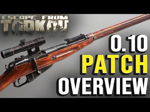 tarkov .10 patch notes