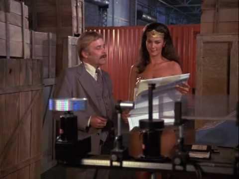 Wonder Woman: Going, Going, Gone