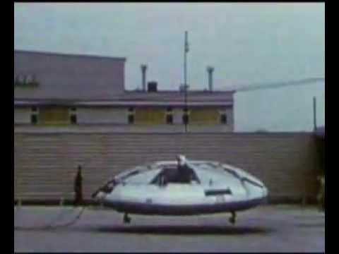 The Avrocar (Canada/USA, 1952-1961)