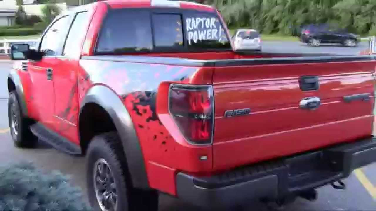 2011 ford f 150 svt raptor review rev drive
