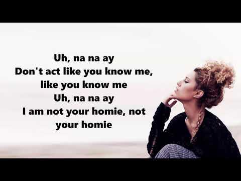 Jax Jones - You Don T Know Me (Lyrics) Ft.  RAYE Isabelle Stern