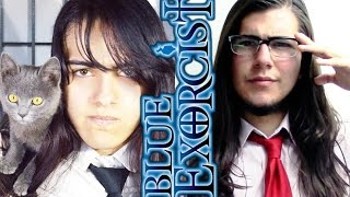ao no exorcist blue exorcist opening 1 core pride by uverworld band cover by miree mrlopez
