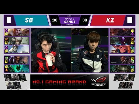 SB (OnFleek Camille) VS KZ (Deft Lucian) Game 2 Highlights - 2019 LCK Spring W1D4 Mp3