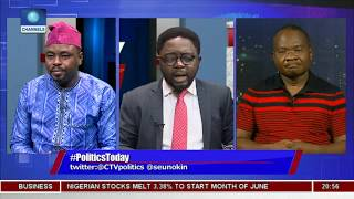 Analysts Review Cost Of Election And Money Politics In Nigeria Pt.2 |Politics Today|