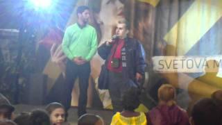 vystúpenie uja Bandasky - Aupark Žilina