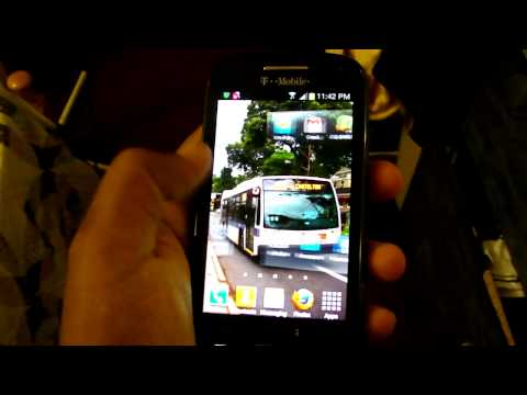T-Mobile Samsung Galaxy S Relay 4G Unboxing (Sorta)