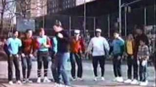 FURIOUS ROCKERS-BREAKDANCING 1984