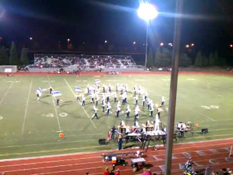 Liberty High School 2012 Marching Band #2